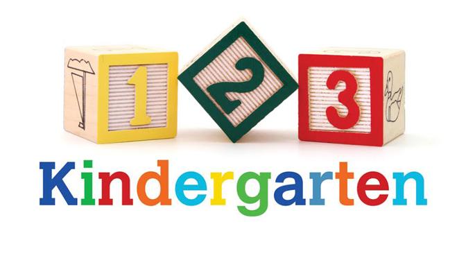 Resources 1 2 3 Kindergarten