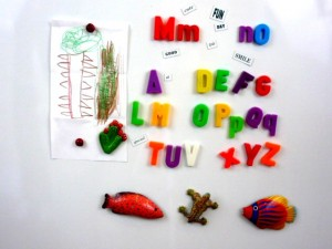 alphabet letter fun for kids