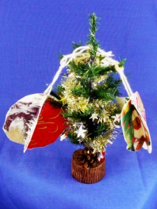 handmade Christmas decoration