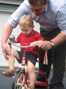 831435_learning_to_ride_a_tricycle
