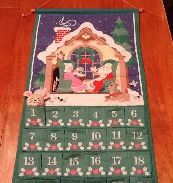 Kindergarten Readiness Calendar United Way : Kindergarten readiness countdown to christmas