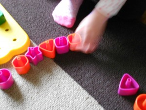 patterning activities for early learning