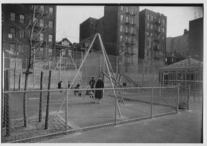 playground fun and learning, L of  Congress, 1955