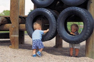 playground fun, learning, and kindergarten readiness