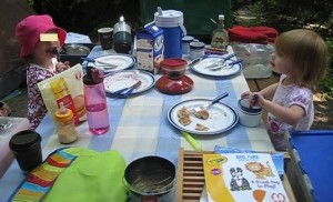picnic for summer fun and learning