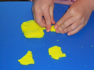 playdough activities for kids