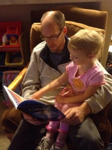 importance of reading to kids