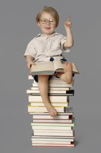 reading to kids builds brain power