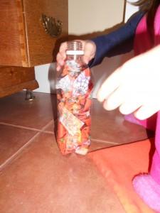 halloween bottle-o-lantern