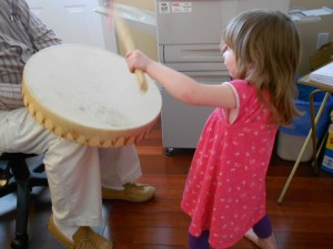drumming activities for kids