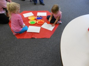 art activities for young children