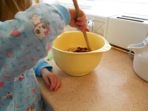 cooking activities with kids