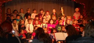 Christmas concert fun and learning