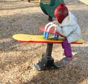 helping kids unwind after holidays