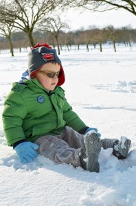 winter outside fun and learning activities