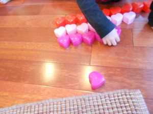 valentine sorting activity