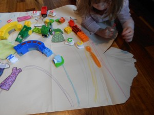 lego color activities for early learning