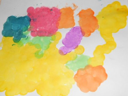 Olympic color activities for kids
