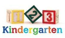 1 2 3 Kindergarten