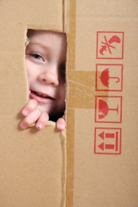 box play activities for kids