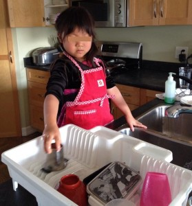 appropriate chores for kids