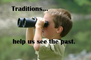 importance of traditions for children