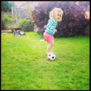 soccer fun and learning for young children