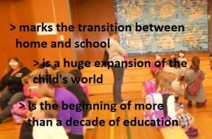 helping children get ready for kindergarten