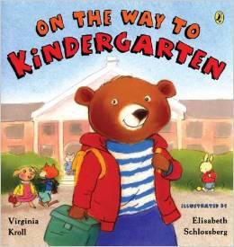 books for starting kindergarten