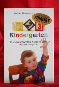 123-Kindergarten-book