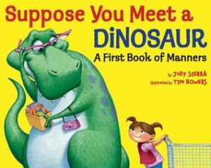 dinosaurs and manners
