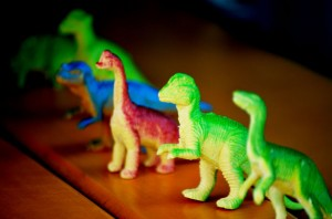 math activities with dinosaurs