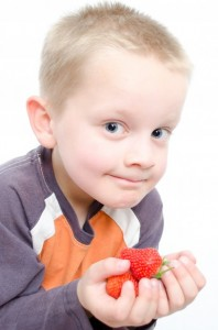 new year's resolution healthy eating for kids