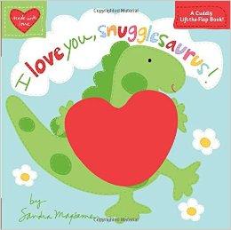 valentine dinosaur book