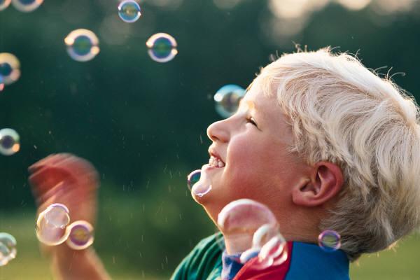 Helping Children Be Happy