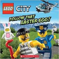Lego City Follow That Easter Egg