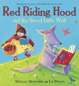 Little Red Riding Hood Sweet Little Wolf