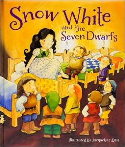 snow-white play ideas