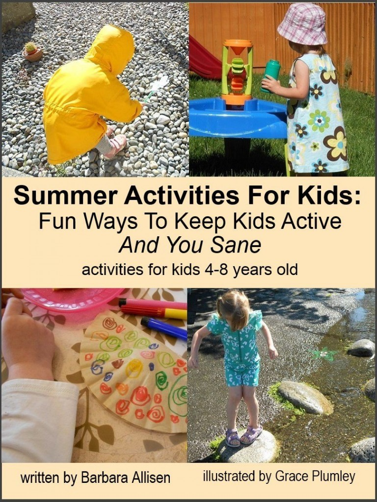 Summer Activities For Kids: Fun Ways To Keep Kids Active on Amazon