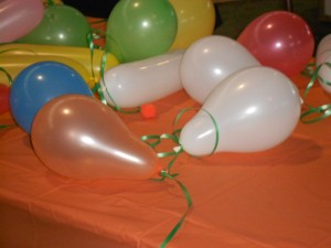 science activities with balloons