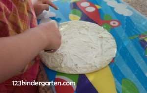 cooking with kids roll-ups
