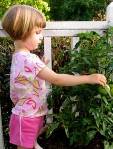 nature kids and gardens