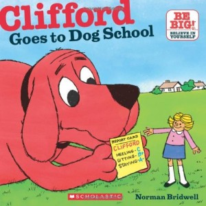 Clifford-goes-to-dog-school