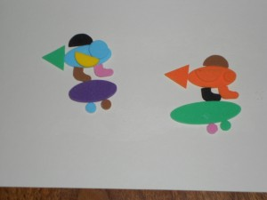 art activities for color play
