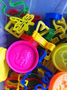play dough cutters