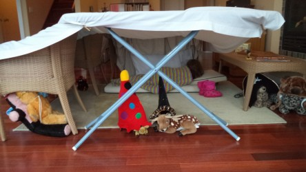 blanket fort & Holiday Blanket Fort for Kids - 1 2 3 Kindergarten