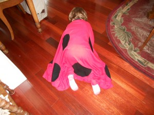 gross motor movement Halloween fun