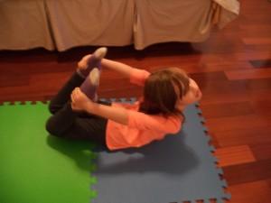 halloween yoga poses for kids