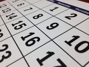 calendar math fun
