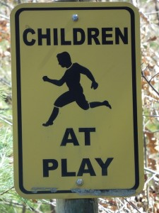 kids need time to play
